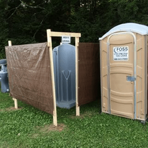 Superb On Site Portable Toilet Maintenance In Central Maine